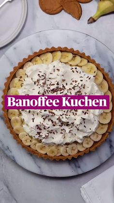 Fun Baking Recipes, Delicious Cake Recipes, Yummy Cakes, Sweet Recipes, Dessert Recipes, Yummy Food, Kreative Desserts, Banoffee, Sweets Cake