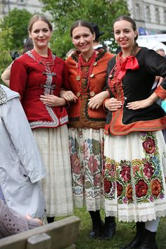 Service, Folklore, Communication, Costume, Croatia, Dance, Music, Costumes, Communication Illustrations