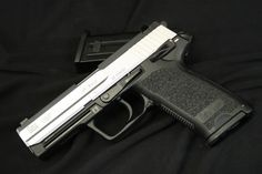 Heckler & Koch,  HK USP 45 ACP - Double Action Semi-Auto Pistol