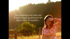 Te Alcançar (com letra) - Daniela Araújo - Criador do Mundo
