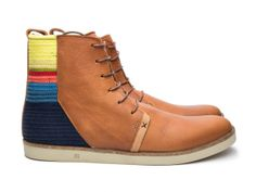 Simi - Chestnut Oiled | Mens Shoes