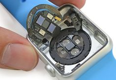 iFixit's teardown of the Apple Watch has revealed that the sophisticated heart-rate monitor used is actually capable of acting as a pulse oximeter, allowing it to calculatethe oxygen content of yo...