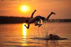 Funny jump! #jump