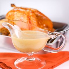 the chew | Recipe | Michael Symon's Turkey Gravy Make it the day before and add pan drippings after roasting turkey