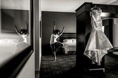 Fearless Award Dancing Bride