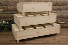 Ξύλινα Καφάσια 3τεμ WI605140-N  Σετ ξύλινα καφάσια σε χρώμα γκρίζο-καφέ. Το σετ περιλαμβάνει 3 καφάσια. Διαστάσεις:Μεγάλο: 60cm x 34cm x 11cm Μεσαίο: 51cm x 30cm x 11cmΜικρό: 40cm x 36cm x 11cm Storage, Furniture, Home Decor, Purse Storage, Decoration Home, Room Decor, Larger, Home Furnishings, Home Interior Design