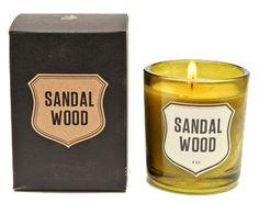 Izola Sandalwood Candle www.westgoods.co