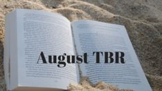Fiction Friday: August TBR - Playground of Randomness Working Overtime, Reading Time, The Real World, Book Review, Playground, Fiction, Advice, Posts, Popular