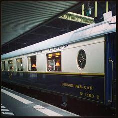 #Orient_Express #Gare_de_Lyon #Paris