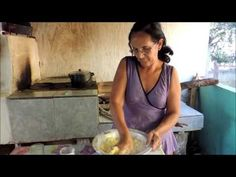 BOLINHO FRITO DE POLVILHO - YouTube