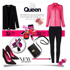 """""""SHEIN CONTEST"""" by pamelica ❤ liked on Polyvore featuring Yves Saint Laurent, Wet Seal, Avon, women's clothing, women's fashion, women, female, woman, misses and juniors"""