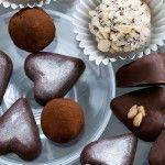 Chocolate Hazelnut Truffles | Gouda Monster
