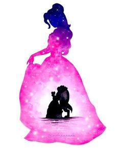 Meine Disney Zeichnung - La Bella y la Bestia - Art - Disney Disney Kunst, Arte Disney, Disney Magic, Disney Art, Disney Pixar, Disney And Dreamworks, Disney Characters, Disney Princesses, Tinkerbell Disney