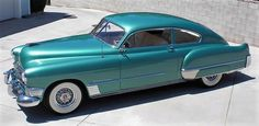 1949 Cadillac Fastback Coupe
