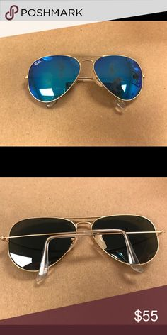Ray Ban Aviators Some scratches but you can still wear them Ray-Ban Accessories Sunglasses
