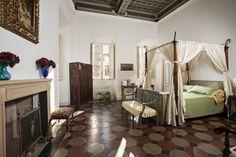 Roma, Italian-La regola 67 » SLEEP IN CASANOVA'S BED