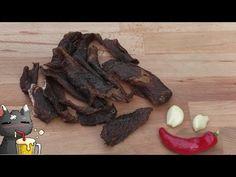 Острые мясные чипсы | Грильков - YouTube