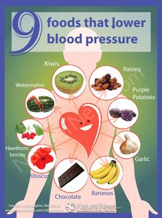 9 foods that lower you #blood #pressure