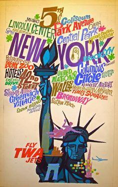 David Klein - studio circa 1957  #new york