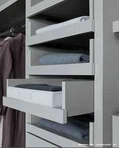 MILLIMETRICA - Walk-in-wardrobes contemporary-closet