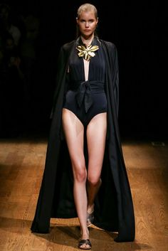 Josie Natori Spring 2015 Ready-to-Wear - Collection - Gallery - Look 42 - Style.com