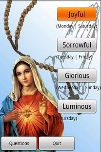 Interactive Rosary (Best app ever! Android Apps, Latest Android, Questions, Google Play, Catholic, Spirituality, Faith, Books, Life