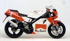 Yamaha TZR 125 tweetakt