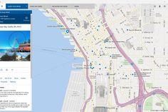 Microsoft Windows Updates 10 Maps-App mit einer besseren Suche und Fahr Schnittstelle - http://dastechno.com/microsoft-windows-updates-10-maps-app-mit-einer-besseren-suche-und-fahr-schnittstelle/