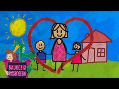 Zespół Dziecięcy Fasolki - Życzenia dla mamy 👩 💓 Piosenki dla dzieci - YouTube Daddy, Mom, Youtube, Fitness, Fathers, Mothers, Youtubers, Youtube Movies
