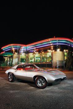59 best pontiac concept cars images antique cars cars retro cars rh pinterest com