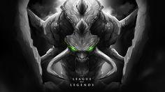 League of Legends Chogath Wallpaper HD Wacalac 1920×1080