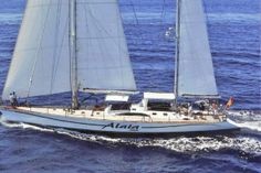 #boats #yachts #boatsforsale #yachtforsale #luxuryachts #usedboats #newboats #azimut #motoryachts #superyacht Guilles Vaton Ketch - http://yachtsaleboats.com/guilles-vaton-ketch/