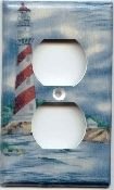 Lighthouse Outlet Cover 105