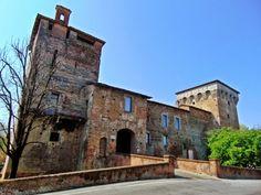 La Rocca Romano di Lombardia - Italia