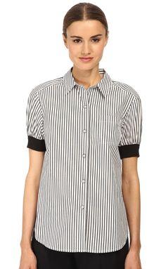 marc-by-marc-jacobs-gunmetal-rib-cuff-shirt