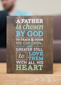 """Mary & Martha Father's Day Gift 