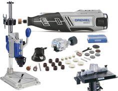 8200 Multi Max DREMEL 8220 Chargeur de Batterie Station Pour Dremel