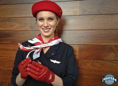 Air Berlin cabin crew