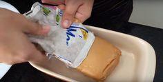 O canal Panelaterapia, com dicas e receitas de Tatiana Romano, publicou um vídeo ensinando a transformar uma caixinha de leite condensado em doce de leite.