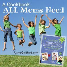 The Best Homemade Kids' Snacks on the Planet - AvivaGoldfarb.com