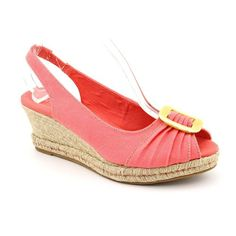 Naturalizer Bina Womens Size 5 Pink Textile Wedges Heels Shoes Naturalizer http://www.amazon.com/dp/B00CSB7JFS/ref=cm_sw_r_pi_dp_yxzYtb1D21DRJMPH