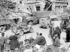 Saarbrucken 1945 (www.eucmh.com) 70th Infantry Division US