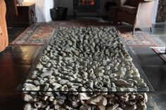 The St Ives Driftwood Coffee Table | tristancockerill.com