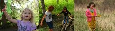 Wilderness Games for the Whole Family - Campers Village
