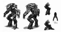 Character Art by Kemp Remillard