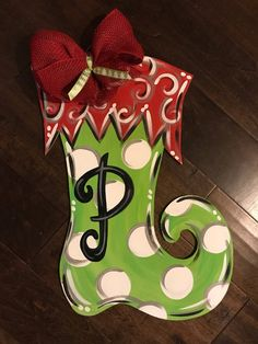 Christmas will be a little merrier with these super cute stockings! Completely customizable for colors and sayings Christmas Wood Crafts, Christmas Yard Decorations, Christmas Signs Wood, Christmas Ornaments, Christmas Time, Christmas Ideas, Holiday Decor, Cute Stockings, Christmas Stockings