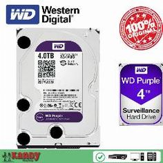 [ $26 OFF ] Western Digital Wd Purple 4Tb Hdd Nvr System Sata 3.5 Disco Duro Interno Internal Hard Disk Hard Drive Disque Dur Desktop Server