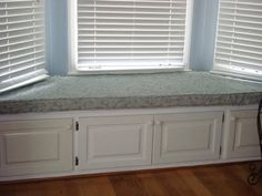 Out Of The Blue: Bay Window Seat