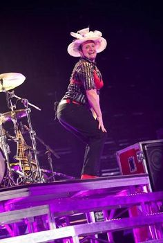 Tre Cool ladies and gentlemen
