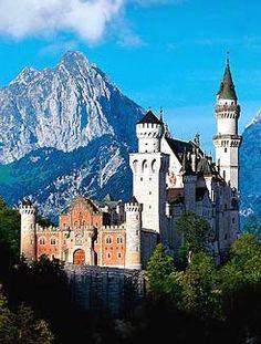 Immagine: Castello di Neuschwanstein